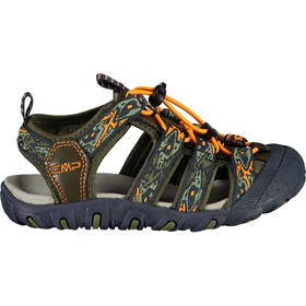 CMP Campagnolo Sahiph Hiking Sandals Kids, torba-antracite